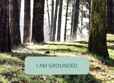 I am grounded!