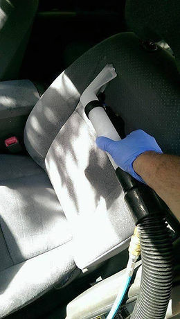 car seats cleaning manchester
