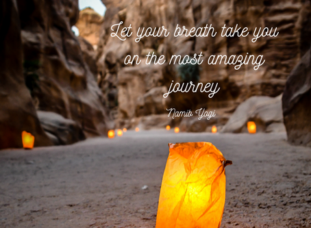 Let your breath take you on the most amazing journey