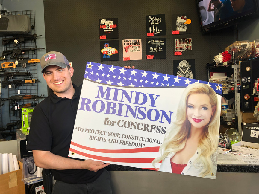 Mindy Robinson For Congress