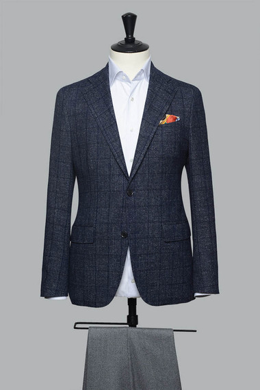 Monokel Berlin Tailored Suit FW1718-100.