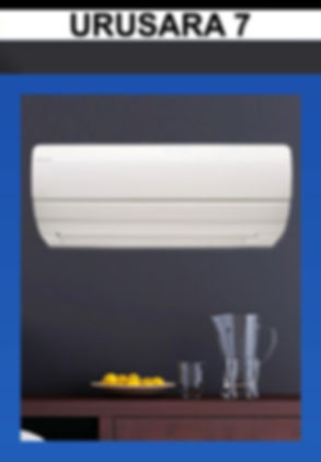"""Pada tahun 2012 Daikin menjadi perusahaan pertama di dunia yang mengadopsi HFC 32, refrigeran yang potensi pemanasan globalnya sepertiga dari refrigeran konvensional, dan mengkomersialkan """"Urusara 7,"""" AC yang menggunakan HFC 32, untuk berkontribusi dalam menyelesaikan masalah lingkungan.    Model baru ini juga memiliki kemampuan untuk mempelajari operasi yang sesuai dengan lingkungan ruangan, sehingga mengurangi konsumsi energi yang tidak perlu pada awal operasi otomatis. """"Urusara 7"""" memenangkan penghargaan tinggi untuk desainnya, selain kinerja lingkungan yang unggul, untuk memenangkan Penghargaan Desain Red Dot."""