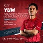 Yum Ishikawa campeón masculino