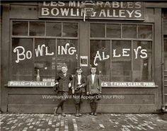 HISTORIA DEL BOWLING