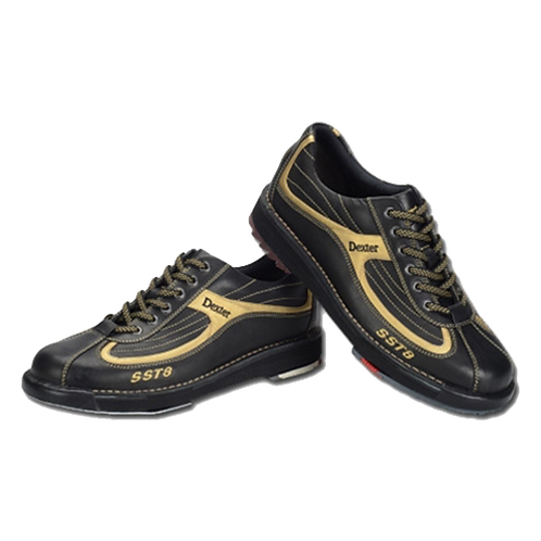 DEXTER SST 8 MEN BLACK GOLD