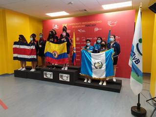 Resultados de equipos femenino