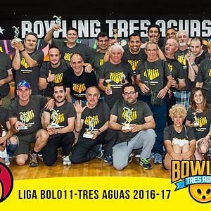 LIGA TRES AGUAS 2016-17