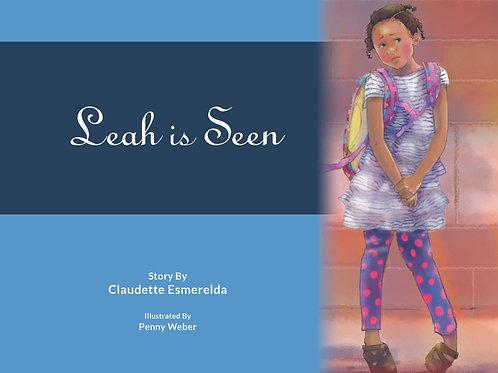 Leah is Seen