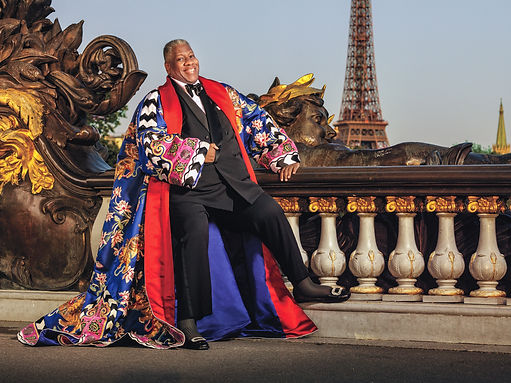 Andre Leon Talley: The Good, The Bad, and The Ugly
