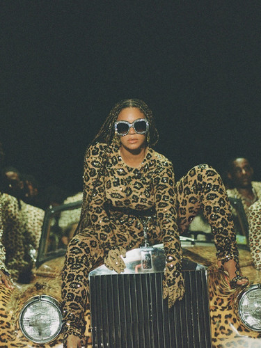 Black is King: A Cross-Cultural Musical, Visual, and Fashion Experience