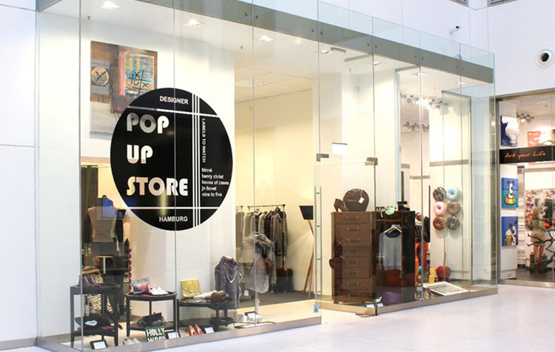 The Rise of Pop-Up Shops