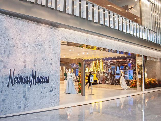 Neiman Marcus Rethinks Its Retail