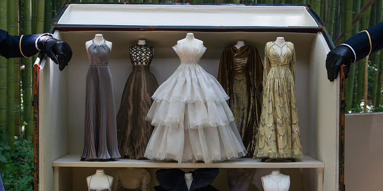 Haute Couture in Turbulent Times
