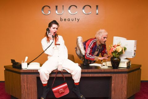 Gucci Launches Cosmetics Line Gucci Beauty.