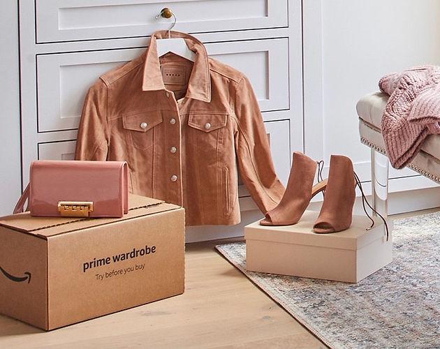 Amazon Gets Into Fashion