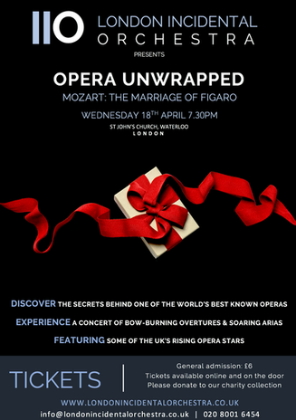 Opera Unwrapped Poster