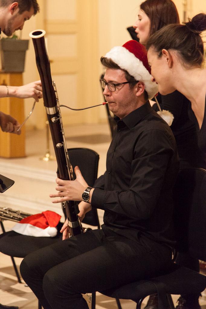 Festive Bassoon