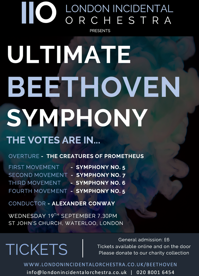 Ultimate Beethoven Symphony
