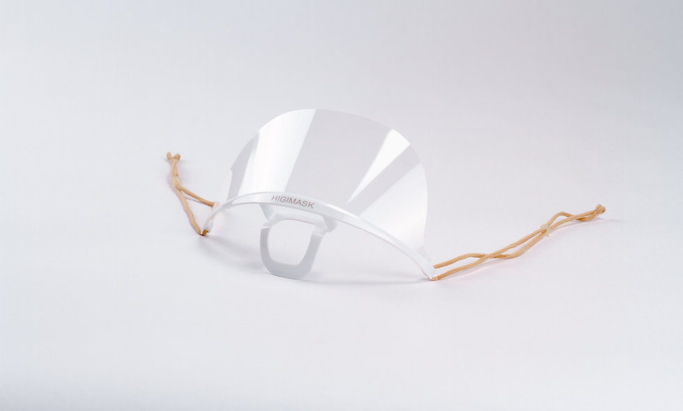 Higimask M5 White