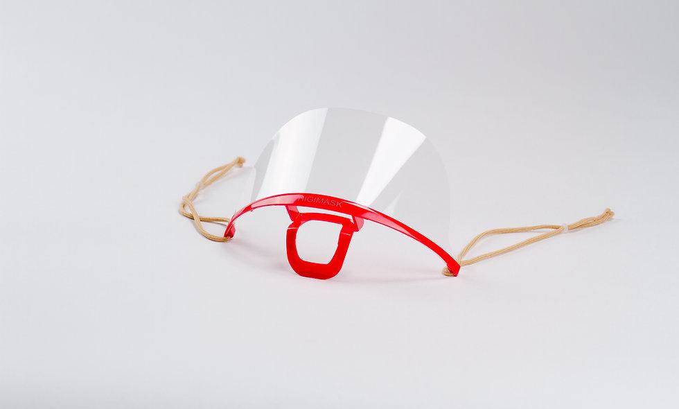 Higimask M5 Red