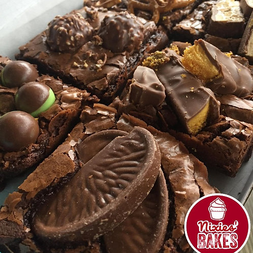 Deluxe Brownie Box