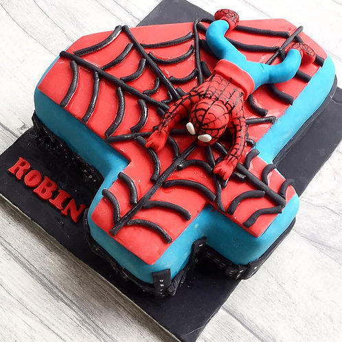 Spiderman Number