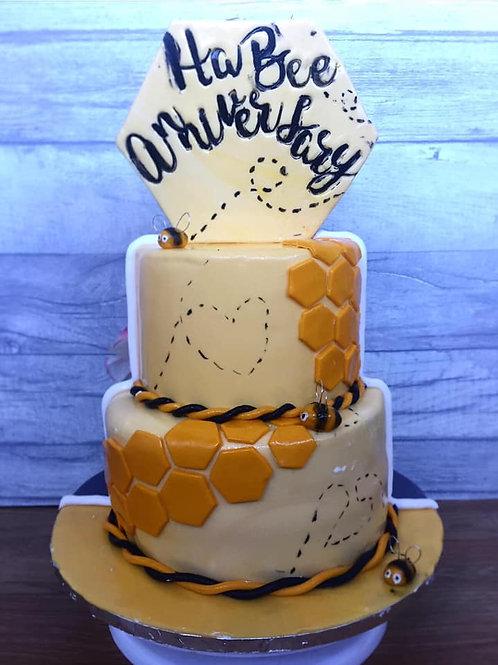 "Ha""Bee"" Anniversary"