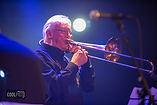 Jean-Pierre Pottiez. Président du West Music Club. 50 ans de présence dans le band.