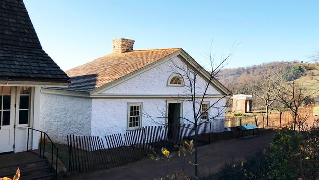 Monticello Mulberry Row