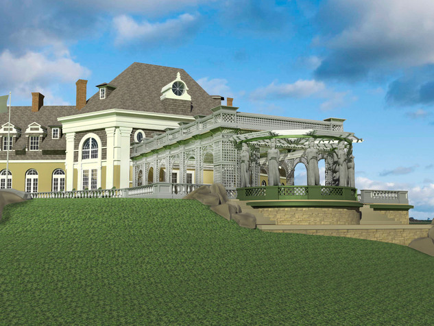 East Pavilion
