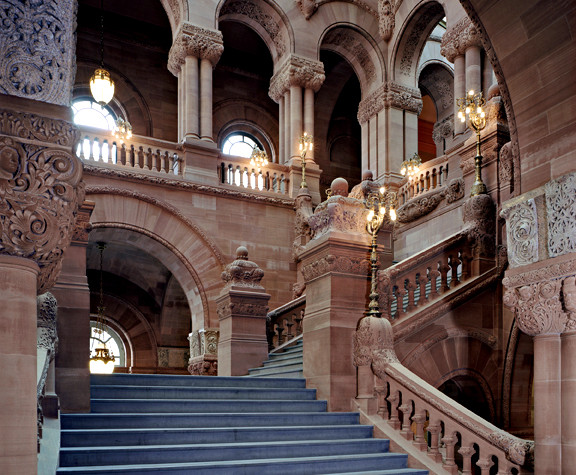 Great Western Staircase