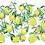 Thumbnail: Tischsets Zitronen aus Papier 24Stk.