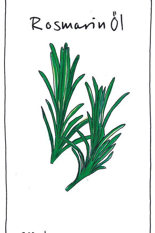 Rosmarinöl - Olivenöl al rosmarino 200ml