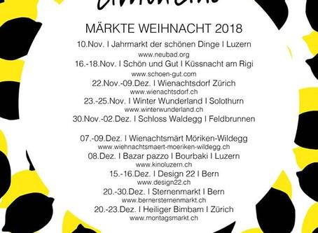 Der Marktmarathon beginnt.