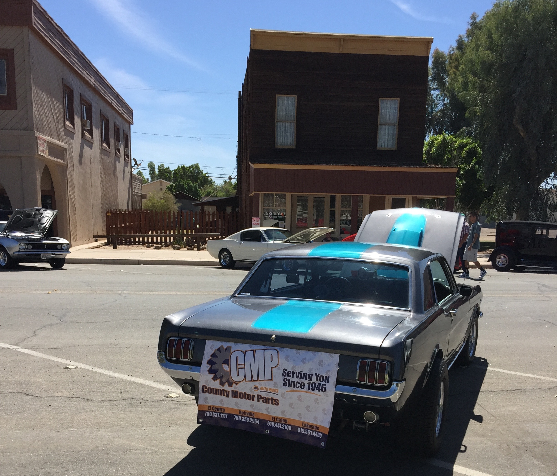 '15 Holtville Car Show