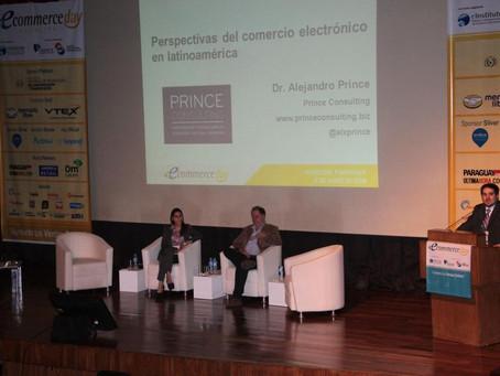Paraguay será sede de industria digital con eCommerce Day