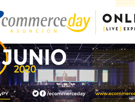 eCommerce Day Asunción Online[Live] Experience: Capacítate y prepárate para lo que se viene