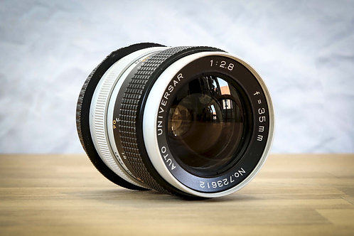 35mm f/2.8 - Universar