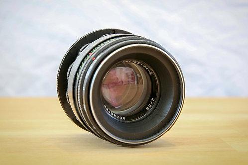 58mm f/2 - Helios 44-2