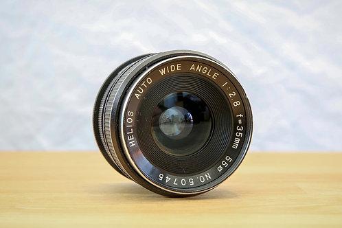 35mm f/2.8 - Helios