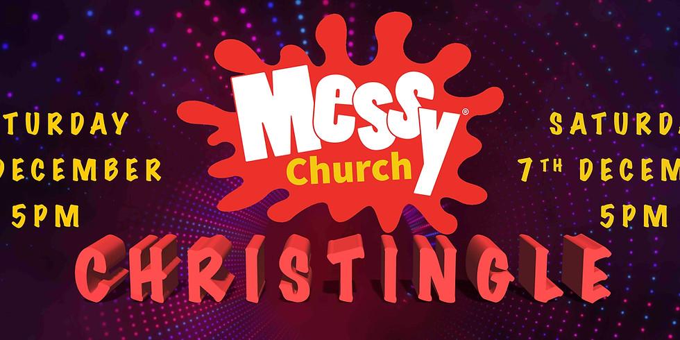 Messy Christingle