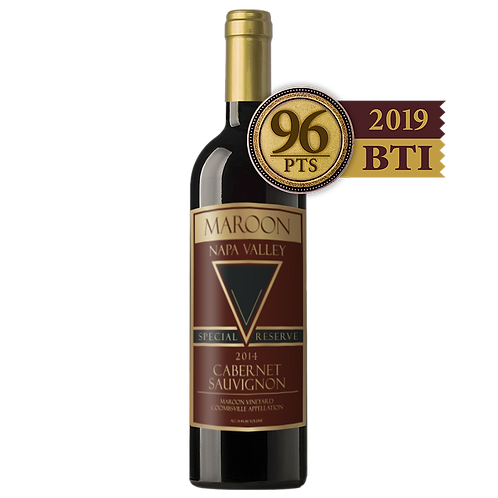 2014 SPECIAL RESERVE COOMBSVILLE CABERNET SAUVIGNON