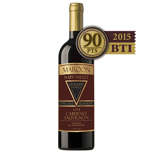 2014 SPECIAL RESERVE YOUNTVILLE DOUAIHY CABERNET SAUVIGNON