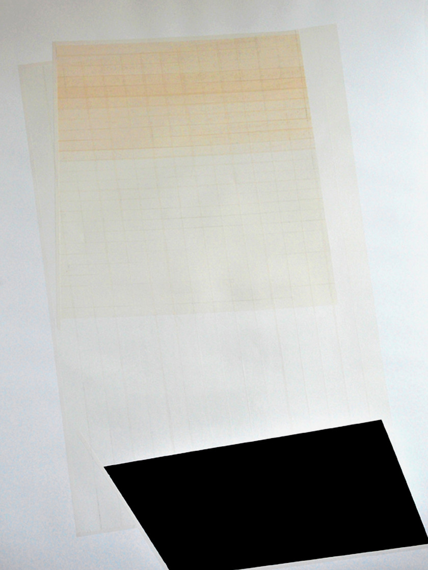 Untitled (study of a wall)