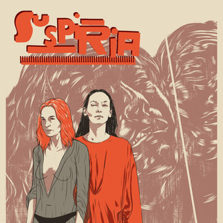 Suspiria poster concept.