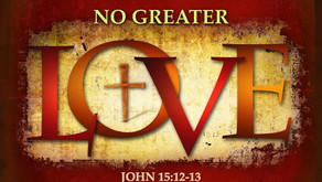 No Greater Love - February Edition