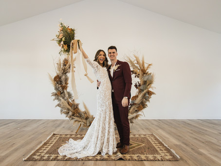 Everything you need to know about Styled Wedding Shoots.