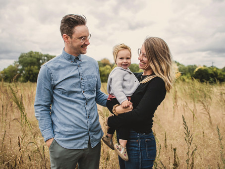 The Holloway Family: Natural in the Outdoors
