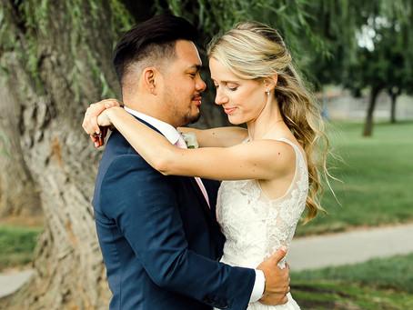 Justys & Sarah: Michigan Wedding