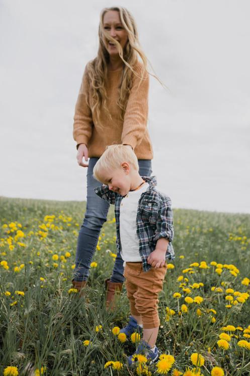 Motherhood Photo